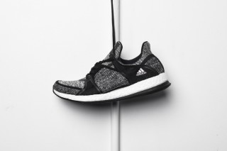 promo code f28db de6c2 Heres a Detailed Look at the Reigning Champ x adidas PureBoost