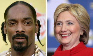 Hillary Clinton and Snoop Dogg Just Became Twitter BFFs