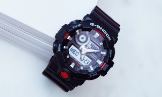 The Ultra Tough G-Shock GA700 Is the Newest Face in the G-Shock Family