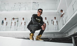 Radii Reveals Its Entire Holiday Sneaker Offering in New Winter Lookbook