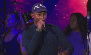 "Watch Pharrell Perform His Funky New Single ""Able"""