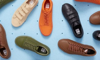 Opening Ceremony & Vans Come Together on Tonal Mono Pack