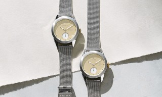TRIWA Drop Stylish New Bangle and Watch Styles Inspired by the Swedish Winter
