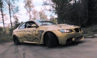 Watch These Guys Drift Through an Abandoned Soviet Missile Base