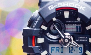The G-Shock GA700 Is the Perfect Piece for Everyone on Your Holiday Shopping List