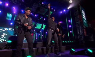A Tribe Called Quest Perform 'Dis Generation' on Jimmy Kimmel