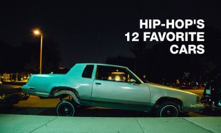 These Are The 12 Most-Mentioned Cars In Hip-Hop