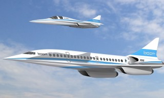 3-Hour Supersonic Flights From NYC to London Could Soon Be a Reality