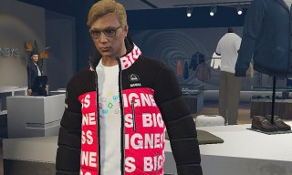 The Latest 'GTA: Online' Update Lets You Wear Fake Supreme, Palace & More
