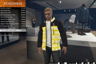 'GTA: Online' Update Lets You Wear Fake Supreme, Palace & More