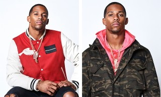 Ovadia & Sons Tap Victor Cruz for Resort 2016 Campaign