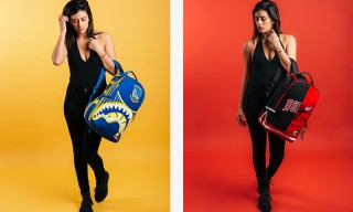 Sprayground Announces Partnership With the NBA Launching Three New Bags