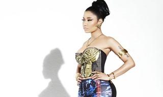 Nicki Minaj Announces Tour Movie 'The Pinkprint'