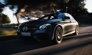 Watch Us Put the Most Powerful Mercedes-AMG E-Class Through Its Paces In Portugal