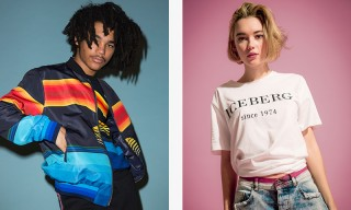 Sarah Snyder and Luka Sabbat Launch Luxury Italian Brand Iceberg's SS17 Campaign