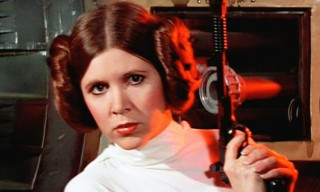 'Star Wars' Actress Carrie Fisher Dies at Age 60