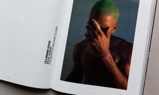 Here's a Look Inside Frank Ocean's 'Boys Don't Cry' Magazine