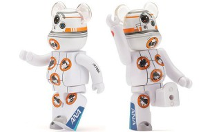 Medicom Toy's Be@rbrick Rounds off the Year With a BB-8 Figurine