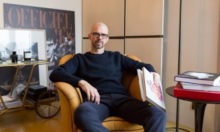 Men in Chinos: Fashion Director Emil Rebek Talks Styling, Working in Fashion & Menswear Essentials