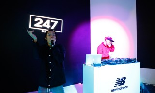 Life in 247: Here's What Happened at the New Balance Life in 247 Party in Shanghai