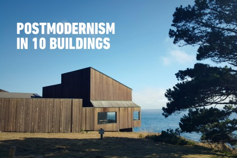 Postmodernism A Historically Referential Popular Style Was Reaction To The Ruling Voice Of Modernist Architectural Establishment