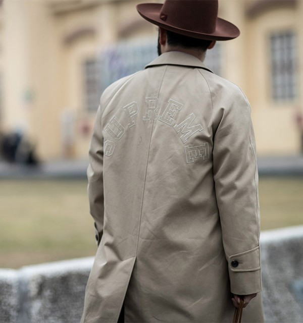 Here's Our Second Round of Street Style From Pitti Uomo FW17