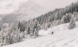 Highsnobiety Went to the Alps With CÎROC and Here's What Happened, Part One: Lech, Austria