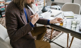 Men in Chinos: Perfume Designer Barnabé Fillion Talks Perfumery, Style & Finding Your Ideal Fragrance