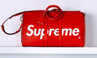 Everything We Know About the Upcoming Supreme x Louis Vuitton Collection