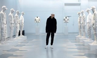 G-Star's Executive Creative Director Aitor Throup Talks Raw Research, Working With Pharrell and More