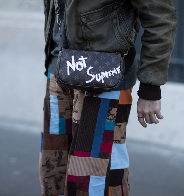 Here's the Best Street Style From Paris Men's Fashion Week FW17