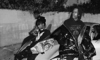 Highsnobiety's New Zine Features Candid Photos of A$AP Mob, L.A. Punks & More