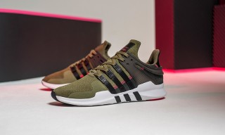 Brand New adidas EQT Support ADV Colorways Are Coming & Here's Where You Can Cop Them