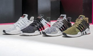 EQT Running Support White Need Supply