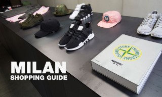 The Best Fashion, Streetwear & Sneaker Stores in Milan