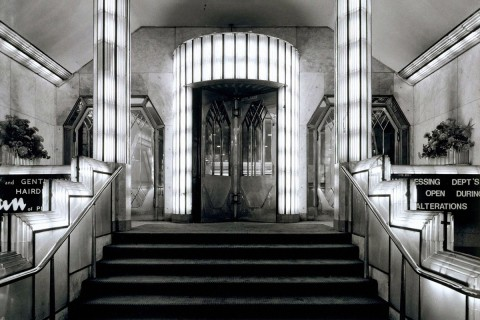 Art deco architecture in 10 buildings highsnobiety for Art deco building materials