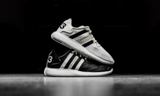 Here's a Closer Look at the Y-3 Yohji Boost Spring Collection