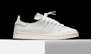 adidas Originals Introduces the Stan Smith Leather Sock With A Seamless Leather Upper
