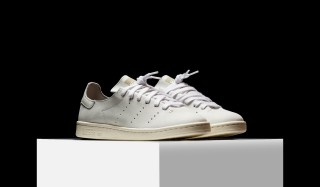 adidas stan smith leather sock mens gold