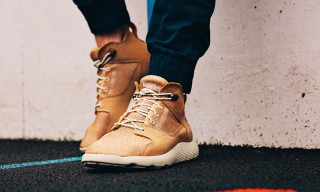 Timberland's Fresh New Flyroam Is the Dynamic Sneakerboot You Need This Spring