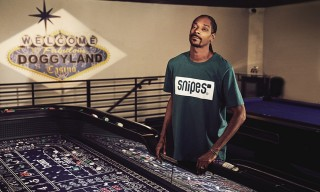 SNIPES Teams up With Snoop Dogg to Present Spring 2017 Collection