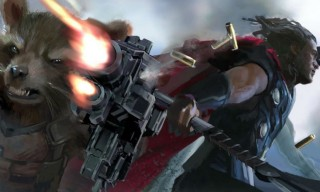 Marvel Teases Gigantic 'Avengers: Infinity War'
