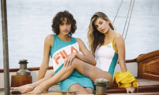 Set Sail With FILA + Urban Outfitters' Nautical Capsule Collection