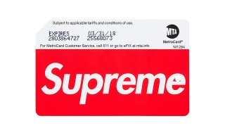 Supreme MetroCards Are Available at These Subway Stations in New York City