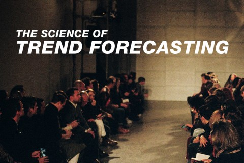 fashion trends analysis and forecasting