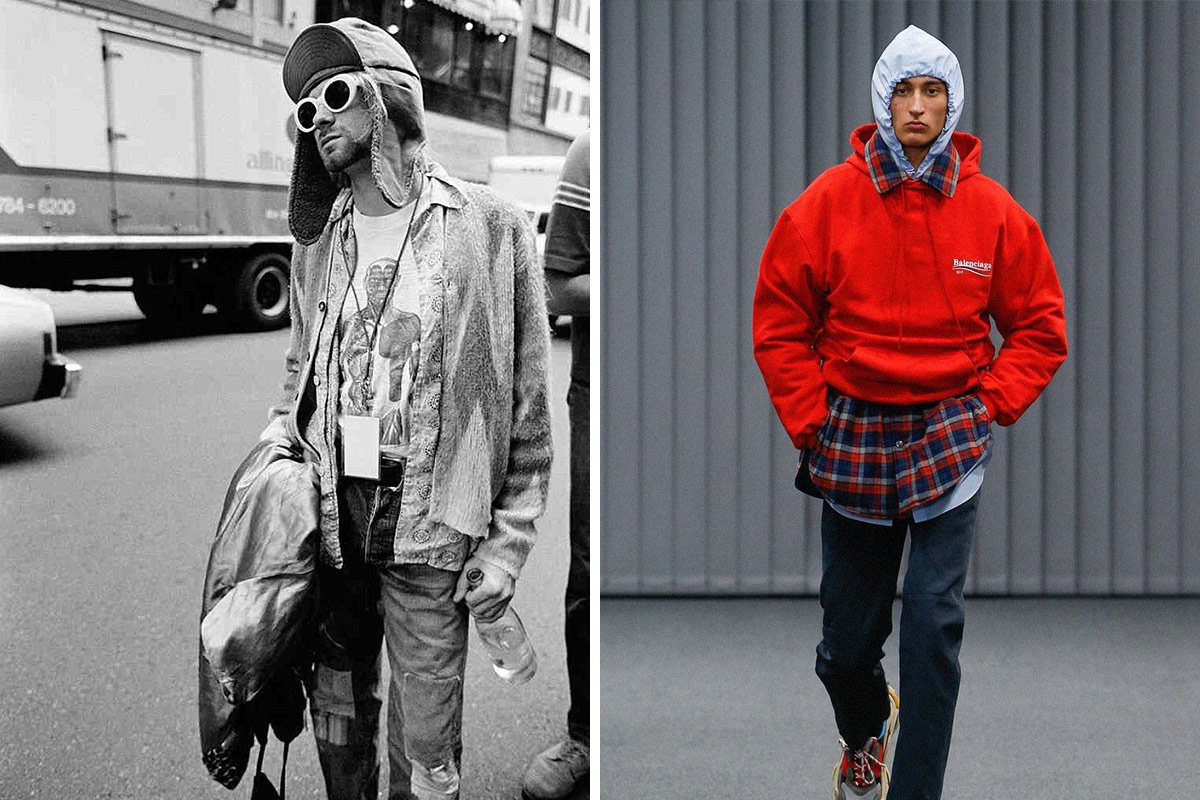 Kurt Cobain Fashion Www Pixshark Com Images Galleries