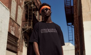 OTHER Launches New Hip-Hop & Rock 'n' Roll Inspired SS17 Collection