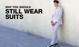 Menswear Experts on Why Guys Should Still Wear Suits