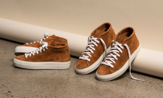 Caliroots Teams up With Diemme on a Luxurious Tanned Leather Sneaker
