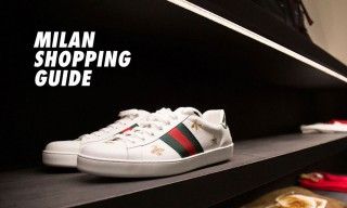 The Best Fashion, Streetwear & Sneaker Stores in Milan